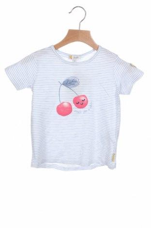 Παιδικό μπλουζάκι Steiff, Μέγεθος 18-24m/ 86-98 εκ., Χρώμα Μπλέ, 100% βαμβάκι, Τιμή 14,72€