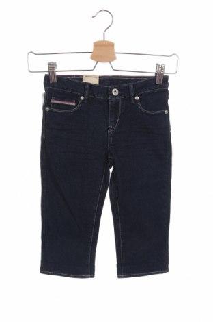 Детски дънки Levi's, Размер 6-7y/ 122-128 см, Цвят Син, 99% памук, 1% еластан, Цена 49,00лв.