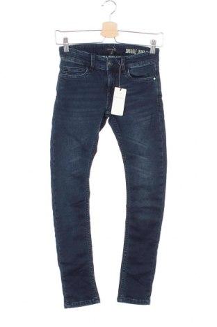 Детски дънки Marc O'Polo, Размер 10-11y/ 146-152 см, Цвят Син, 99% памук, 1% еластан, Цена 72,27лв.