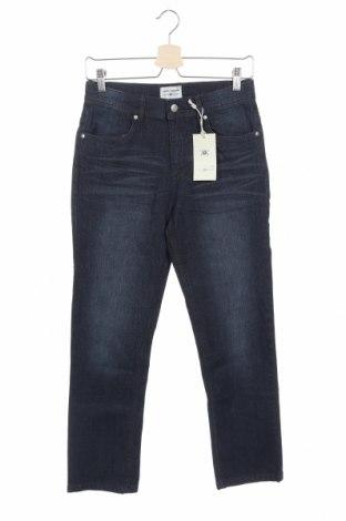 Детски дънки Tom Tailor, Размер 12-13y/ 158-164 см, Цвят Син, 98% памук, 2% еластан, Цена 41,40лв.