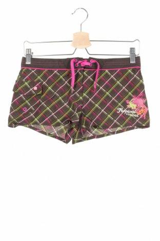 Детски къс панталон Schiesser, Размер 12-13y/ 158-164 см, Цвят Зелен, Полиестер, Цена 29,25лв.