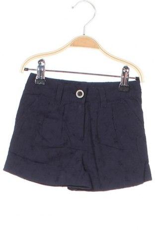 Παιδικό κοντό παντελόνι Steiff, Μέγεθος 2-3y/ 98-104 εκ., Χρώμα Μπλέ, Βαμβάκι, Τιμή 14,72€