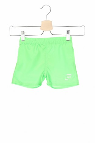 Детски къс панталон Vingino, Размер 9-12m/ 74-80 см, Цвят Зелен, Полиестер, Цена 5,00лв.