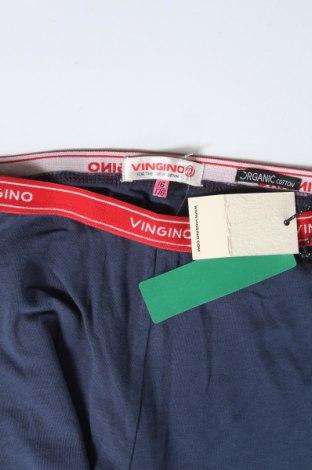 Детски клин Vingino, Размер 15-18y/ 170-176 см, Цвят Син, 95% памук, 5% еластан, Цена 34,50лв.