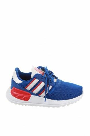 Παιδικά παπούτσια Adidas Originals, Μέγεθος 28, Χρώμα Μπλέ, Κλωστοϋφαντουργικά προϊόντα, Τιμή 31,20€