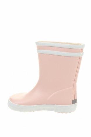 Детски обувки Aigle, Размер 23, Цвят Розов, Полиуретан, Цена 87,72лв.