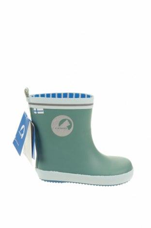 Детски обувки Finkid, Размер 27, Цвят Зелен, Полиуретан, Цена 41,40лв.