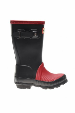 Παιδικά παπούτσια Hunter, Μέγεθος 24, Χρώμα Μαύρο, Πολυουρεθάνης, Τιμή 26,91€