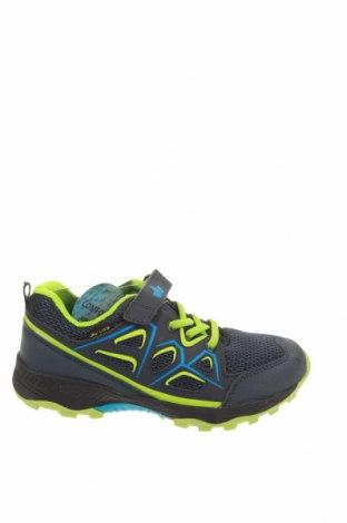 Детски обувки Lico, Размер 34, Цвят Син, Еко кожа, текстил, Цена 59,25лв.