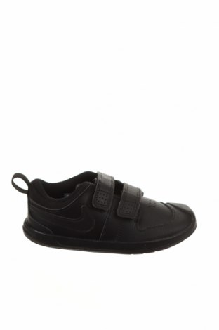 Παιδικά παπούτσια Nike, Μέγεθος 26, Χρώμα Μαύρο, Δερματίνη, Τιμή 27,37€