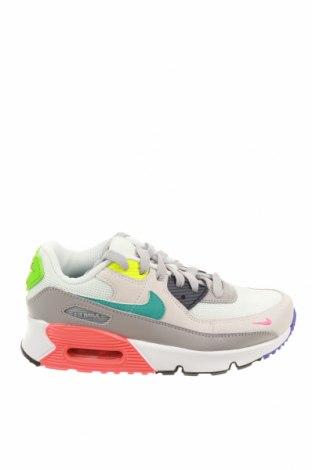 Детски обувки Nike, Размер 34, Цвят Многоцветен, Текстил, еко кожа, естествен велур, Цена 89,25лв.