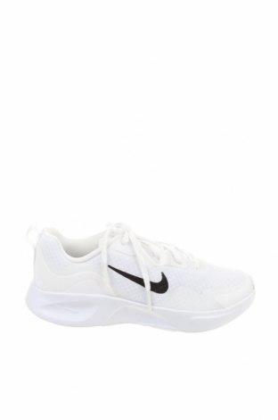 Детски обувки Nike, Размер 36, Цвят Бял, Текстил, еко кожа, Цена 89,25лв.