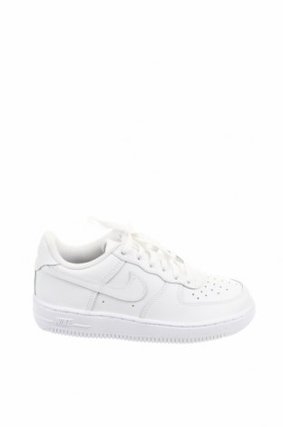 Детски обувки Nike, Размер 31, Цвят Бял, Естествена кожа, Цена 83,40лв.