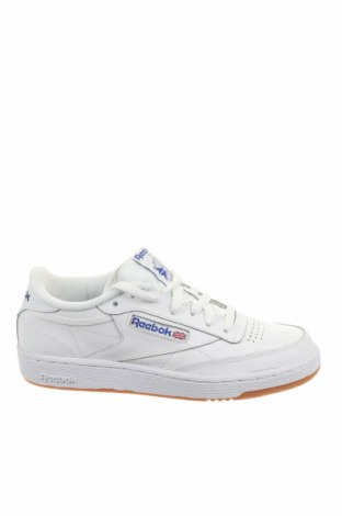 Детски обувки Reebok, Размер 37, Цвят Бял, Естествена кожа, Цена 74,12лв.
