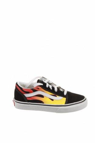 Детски обувки Vans, Размер 34, Цвят Многоцветен, Текстил, Цена 74,12лв.