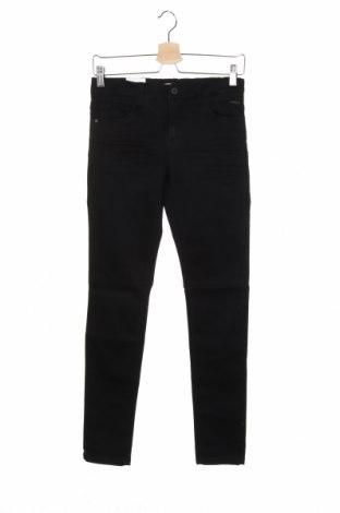 Παιδικό παντελόνι Name It, Μέγεθος 12-13y/ 158-164 εκ., Χρώμα Μαύρο, 44% βισκόζη, 32% βαμβάκι, 23% πολυεστέρας, 1% ελαστάνη, Τιμή 20,88€