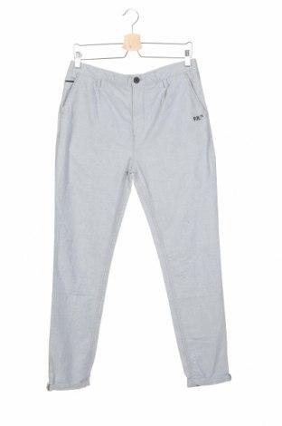 Παιδικό παντελόνι Pepe Jeans, Μέγεθος 15-18y/ 170-176 εκ., Χρώμα Γκρί, Βαμβάκι, Τιμή 46,01€