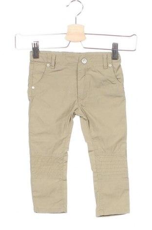 Παιδικό παντελόνι Steiff, Μέγεθος 18-24m/ 86-98 εκ., Χρώμα  Μπέζ, Βαμβάκι, Τιμή 14,23€