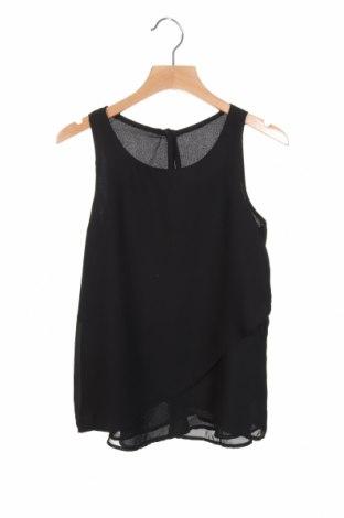 Μπλουζάκι αμάνικο παιδικό Here+There, Μέγεθος 8-9y/ 134-140 εκ., Χρώμα Μαύρο, Πολυεστέρας, Τιμή 11,04€