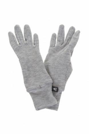 Dětské rukavice  Odlo, Barva Šedá, Polyester, Cena  426,00Kč