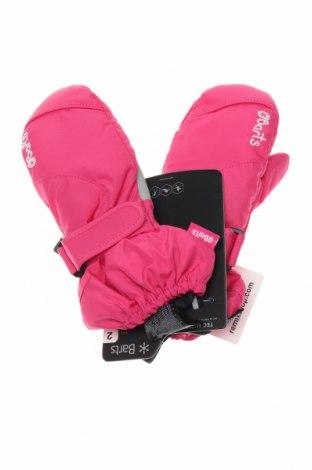 Dětské rukavice pro zimní sporty  Barts, Barva Růžová, Polyester, Cena  500,00Kč