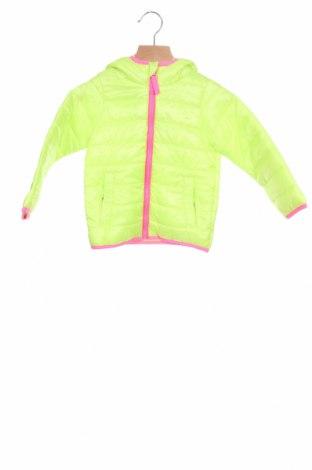 Детско яке Blue Seven, Размер 18-24m/ 86-98 см, Цвят Зелен, Полиестер, Цена 27,60лв.