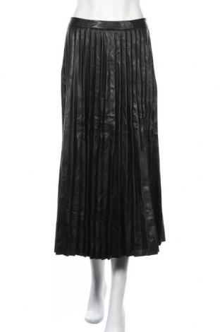 Δερμάτινη φούστα Country Road, Μέγεθος XL, Χρώμα Μαύρο, Δερματίνη, Τιμή 89,63€