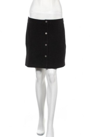 Δερμάτινη φούστα Freaky Nation, Μέγεθος L, Χρώμα Μαύρο, Φυσικό σουέτ, Τιμή 58,45€