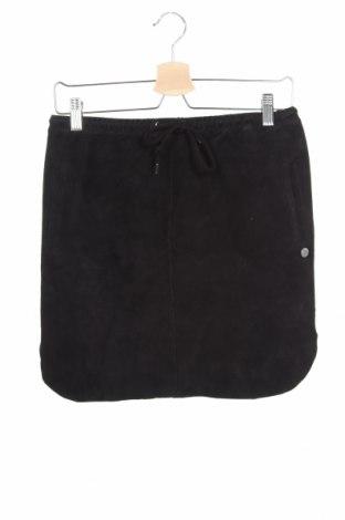 Δερμάτινη φούστα Freaky Nation, Μέγεθος XS, Χρώμα Μαύρο, Φυσικό σουέτ, Τιμή 67,73€