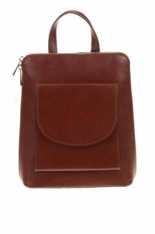 Δερμάτινη τσάντα Massimo Castelli, Χρώμα Καφέ, Γνήσιο δέρμα, Τιμή 104,98€