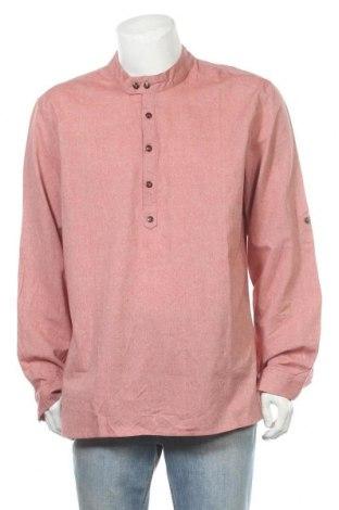 Мъжка блуза Allegra, Размер XXL, Цвят Пепел от рози, Памук, Цена 23,94лв.