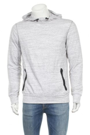 Мъжка блуза American Eagle, Размер M, Цвят Сив, 58% памук, 38% полиестер, 4% еластан, Цена 28,93лв.