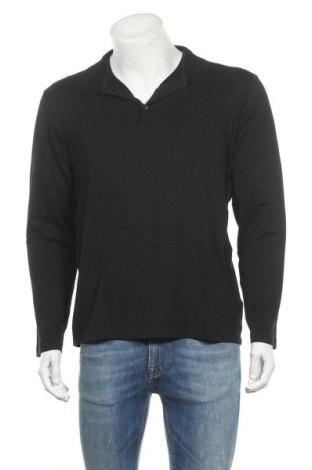Ανδρική μπλούζα COS, Μέγεθος L, Χρώμα Μαύρο, 99% βαμβάκι, 1% ελαστάνη, Τιμή 20,98€