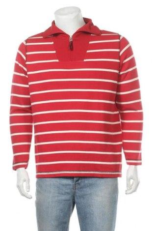Ανδρική μπλούζα Malva, Μέγεθος L, Χρώμα Κόκκινο, 5% βαμβάκι, 35% πολυεστέρας, Τιμή 11,11€