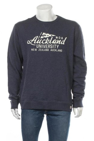 Мъжка блуза New Zealand Auckland, Размер XXL, Цвят Син, Памук, Цена 86,87лв.