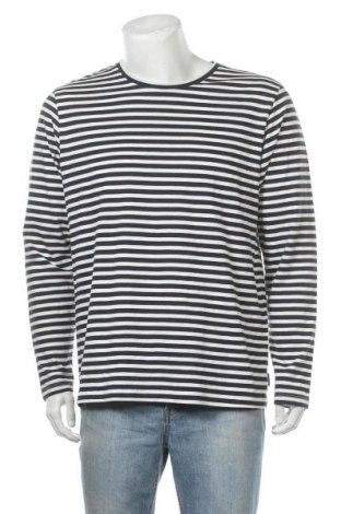 Мъжка блуза Originals By Jack & Jones, Размер XL, Цвят Син, Памук, Цена 25,20лв.