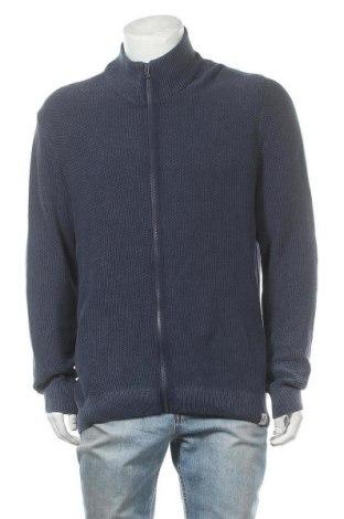 Ανδρική ζακέτα McNeal, Μέγεθος XL, Χρώμα Μπλέ, Βαμβάκι, Τιμή 29,39€