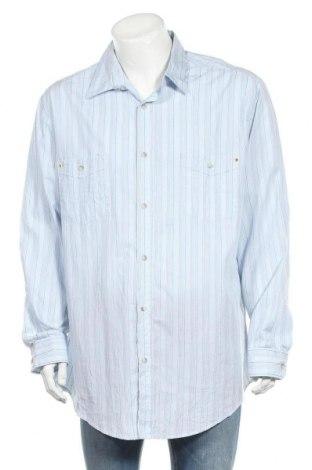 Ανδρικό πουκάμισο Alfani, Μέγεθος XXL, Χρώμα Μπλέ, Βαμβάκι, Τιμή 6,43€