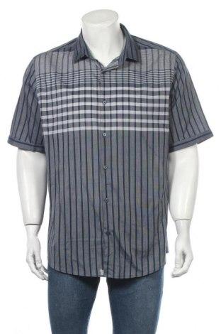 Ανδρικό πουκάμισο Alfani, Μέγεθος XL, Χρώμα Μπλέ, Βαμβάκι, Τιμή 15,59€