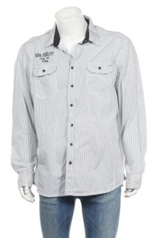 Мъжка риза Angelo Litrico, Размер XXL, Цвят Бял, Цена 9,45лв.
