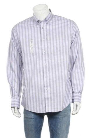 Ανδρικό πουκάμισο Denver Hayes, Μέγεθος L, Χρώμα Βιολετί, Βαμβάκι, Τιμή 12,25€