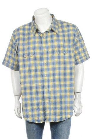 Ανδρικό πουκάμισο Denver Hayes, Μέγεθος XXL, Χρώμα Μπλέ, Βαμβάκι, Τιμή 9,35€