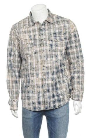 Pánská košile  Desigual, Velikost XL, Barva Vícebarevné, 100% bavlna, Cena  431,00Kč