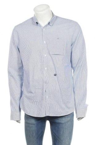 Ανδρικό πουκάμισο Diesel, Μέγεθος XXL, Χρώμα Λευκό, Βαμβάκι, Τιμή 25,05€