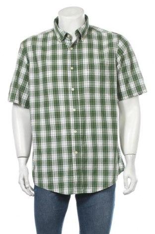 Ανδρικό πουκάμισο Faded Glory, Μέγεθος L, Χρώμα Πολύχρωμο, 60% βαμβάκι, 40% πολυεστέρας, Τιμή 10,49€