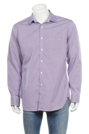 Ανδρικό πουκάμισο J.Crew, Μέγεθος L, Χρώμα Πολύχρωμο, Βαμβάκι, Τιμή 12,47€