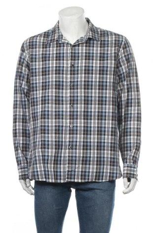 Мъжка риза Michael Kors, Размер XXL, Цвят Многоцветен, Памук, Цена 47,88лв.