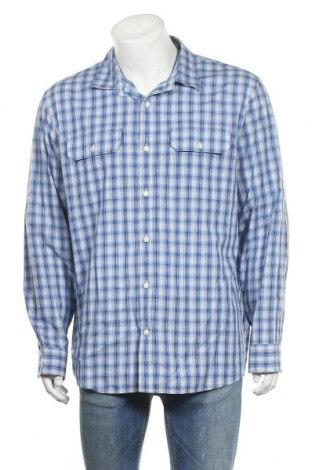 Мъжка риза Michael Kors, Размер XXL, Цвят Многоцветен, Памук, Цена 55,86лв.