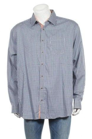 Ανδρικό πουκάμισο Morgan, Μέγεθος XXL, Χρώμα Μπλέ, Βαμβάκι, Τιμή 12,06€