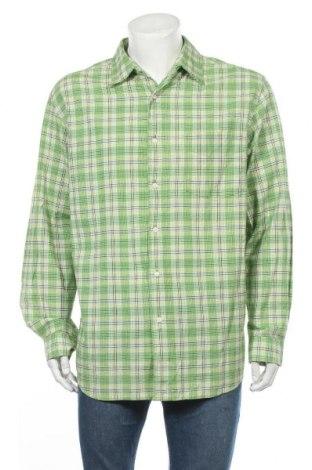 Ανδρικό πουκάμισο Nautica, Μέγεθος L, Χρώμα Πολύχρωμο, Βαμβάκι, Τιμή 7,86€